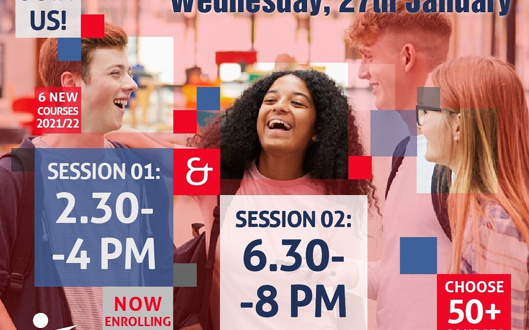 Virtual Open Day 2021