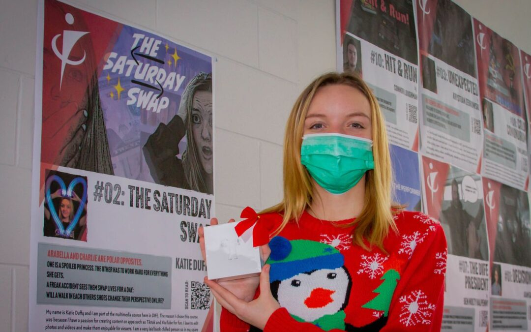 Multimedia Students host Virtual Exhibition
